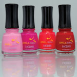 Nail Polish Colours C01-C12