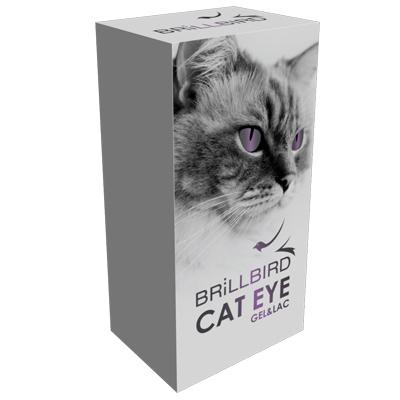 Cat Eyes Gel&Lac 5ml – Violet