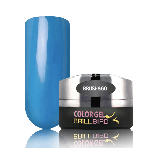 Brush & Go Color Gel Go48