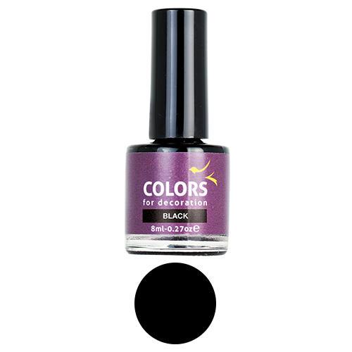 Liquid Coloring for Decoration – Black
