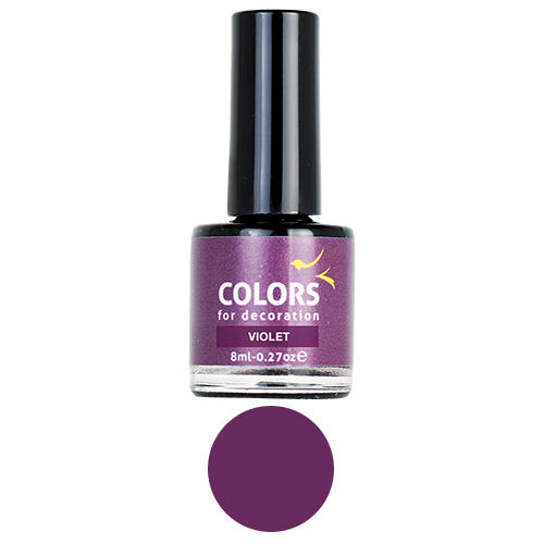 Liquid Coloring for Decoration – Violet