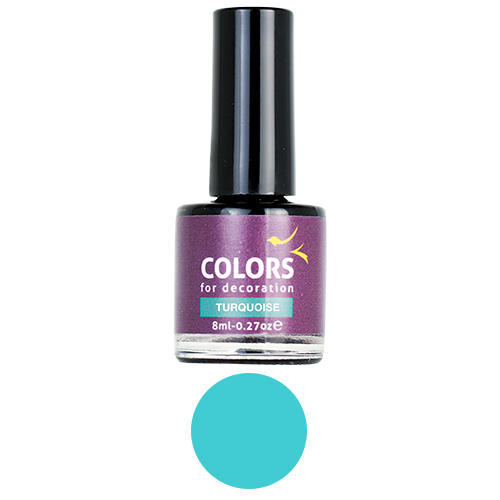 Liquid Coloring for Decoration – Turquoise