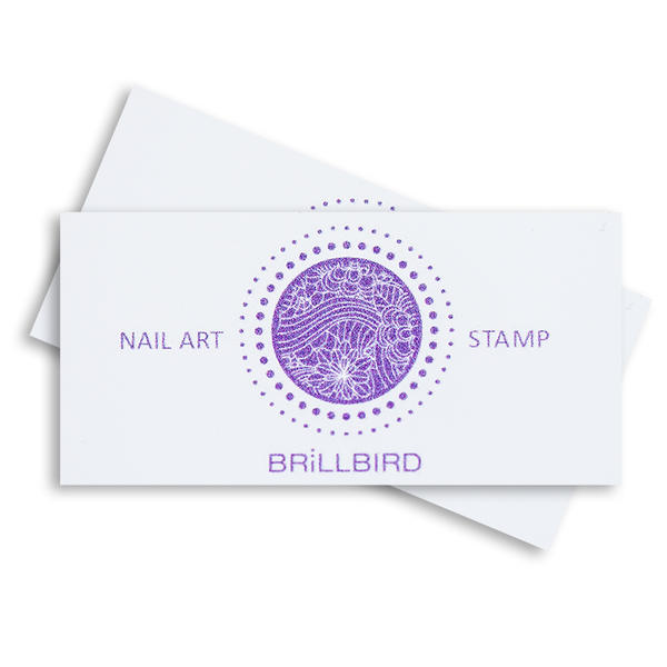 Plastic Card For Stamp