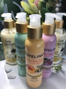 Estelina Satin Skinscents hand & body lotion 2.5oz