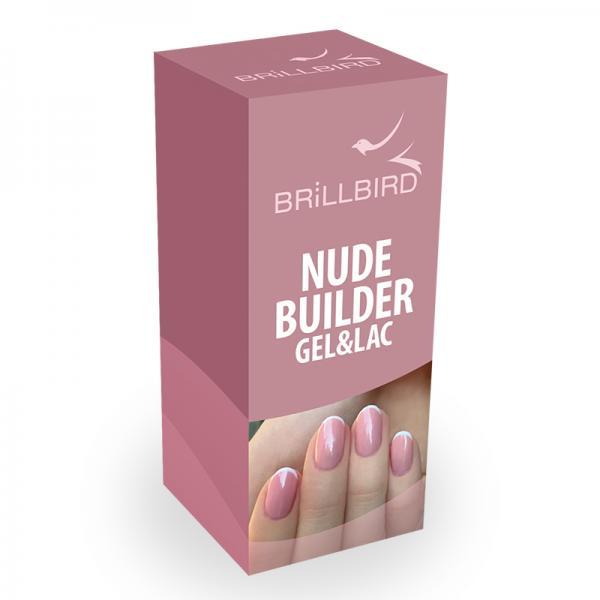 Nude Builder Gel&lac