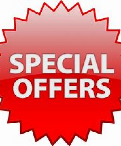 Special Offers/Clearance